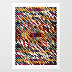 Texturize Art Print