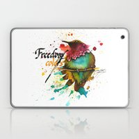 Freedom of colors Laptop & iPad Skin
