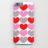 Valentine Pattern iPhone 6 Slim Case