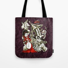 don't say the 'B' word! Tote Bag