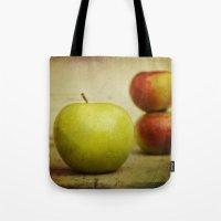 Apple pies Tote Bag