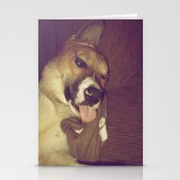 Long Night Stationery Cards