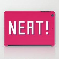 NEAT! iPad Case
