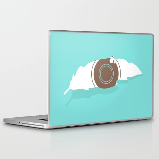 En-light-enment Laptop & iPad Skin
