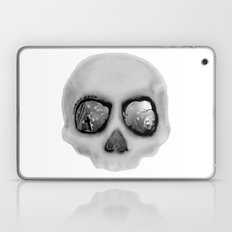 sleeping less every night Laptop & iPad Skin