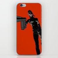 Pose3 iPhone & iPod Skin