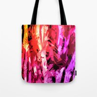 Forest Madness Tote Bag