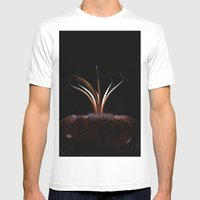 The Night Garden Mens Fitted Tee White SMALL