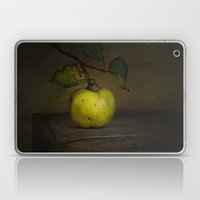 autumn fruit ( quince ) Laptop & iPad Skin