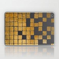 Black & Gold Laptop & iPad Skin