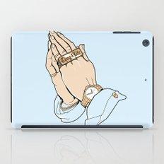 Thug Prayer iPad Case