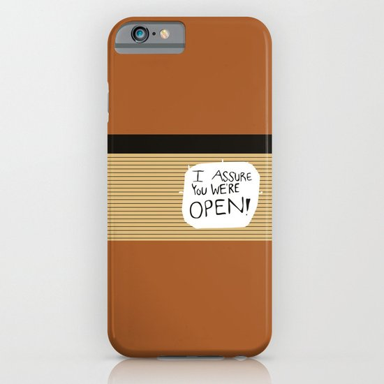 Clerks iPhone & iPod Case