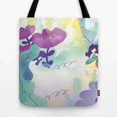 Thumbelina Tote Bag