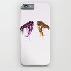 Painted Skull Slim Case iPhone 6s