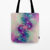 Kabbalah Nebula Tote Bag