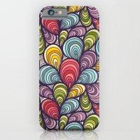 Color cells iPhone 6 Slim Case