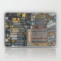 Closed Books Laptop & iPad Skin