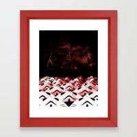 Stormtroopers Framed Art Print