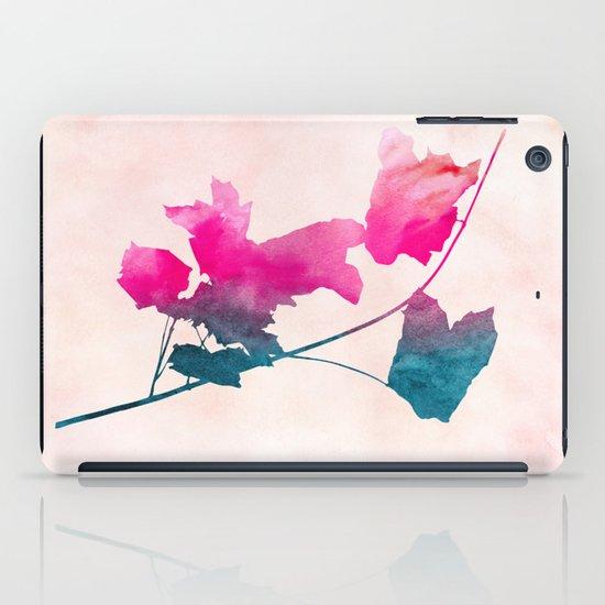 Maple_Watercolor 1 by Jacqueline & Garima iPad Case
