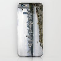 iPhone & iPod Case featuring Vancouver City Skyline by Kristi Jacobsen Photography