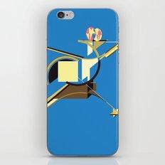 Space Ship iPhone & iPod Skin