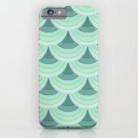 Ocean Fan Tail. iPhone 6 Slim Case