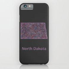 North Dakota iPhone 6s Slim Case