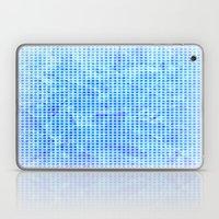 Pale Blue Dots Laptop & iPad Skin