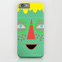 iPhone & iPod Case featuring candy canes by Jen Lin Aliaga