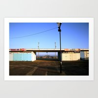 Great Yarmouth Art Print