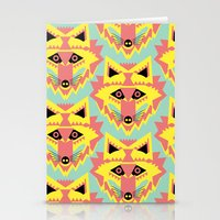 Fabulous Fox Stationery Cards