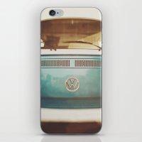 Volkswagen Bus iPhone & iPod Skin