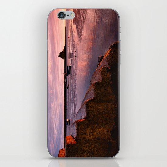 Lindisfarne Castle iPhone & iPod Skin