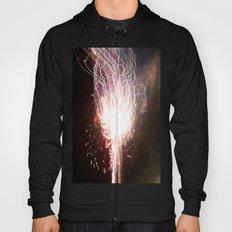 fireworks tracer Hoody