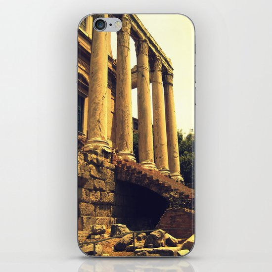 Old Rome. iPhone & iPod Skin