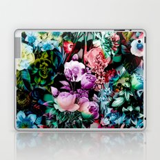 Multicolor Floral Pattern Laptop & iPad Skin