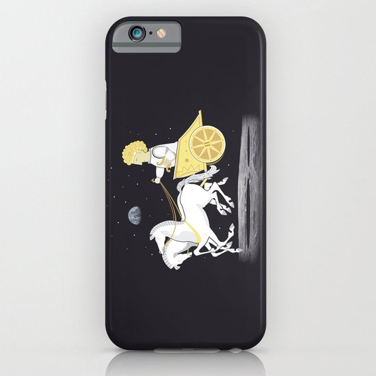 Apollo's Moon Landing iPhone & iPod Case