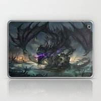 Black Dragon Laptop & iPad Skin