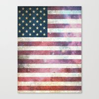 PATRIOTIC Canvas Print