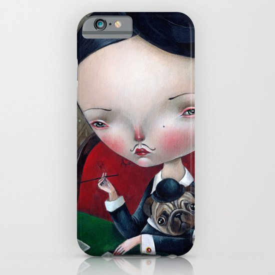 Don Carlino iPhone & iPod Case