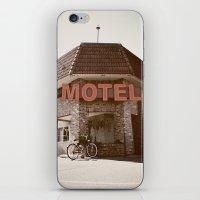 Motel iPhone & iPod Skin