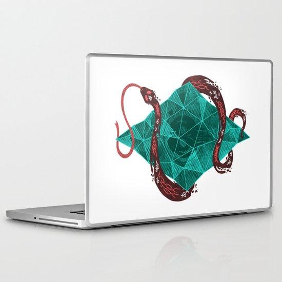 Mystic Crystal Laptop & iPad Skin