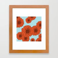 Flower Two Framed Art Print