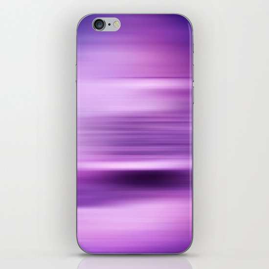 WATERSHAPES + COLOURS iPhone & iPod Skin
