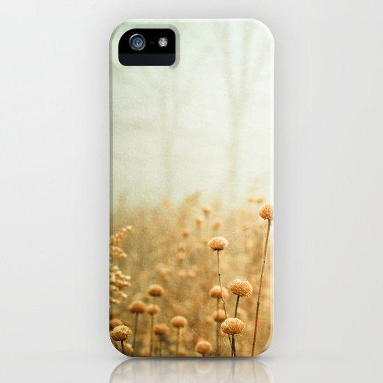 Daybreak in the Meadow iPhone & iPod Case