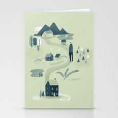 The Village Stationery Cards
