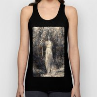 In The Arms Of Nature Unisex Tank Top