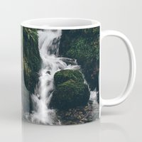 Small Hillside Waterfall… Mug