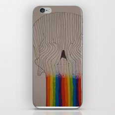 From the overflow of the troubled mind... iPhone & iPod Skin