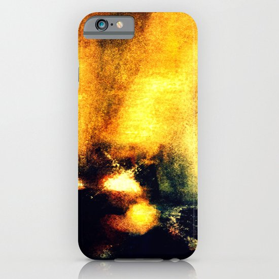 night traffic iPhone & iPod Case